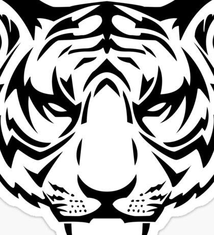 Celtic Tiger Sticker