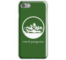 Travel Patagonia iPhone Case/Skin