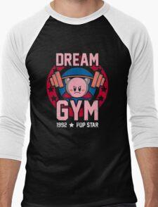 Dream Gym Men's Baseball ¾ T-Shirt