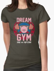 Dream Gym Womens Fitted T-Shirt