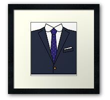 Moriarty's Suit Framed Print