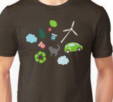 Eco Pattern Unisex T-Shirt