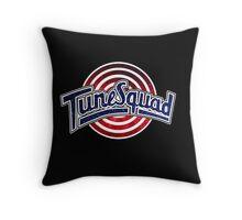 TuneSquad Throw Pillow