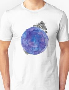 watercolor world  Unisex T-Shirt