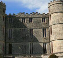 Lulworth Castle Garden Sticker