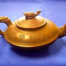 Chinese Tea Pot by Shulie1