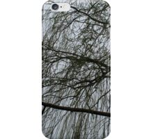 Beneath the Willow iPhone Case/Skin