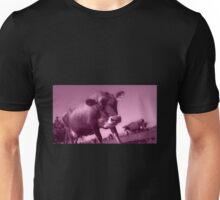 Mooving On  Unisex T-Shirt