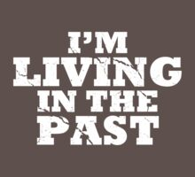 Living in the Past One Piece - Short Sleeve
