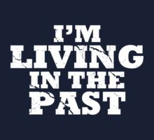 Living in the Past Kids Tee