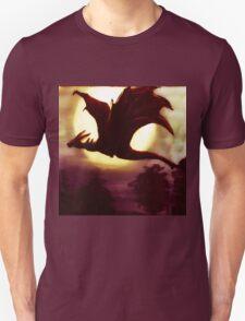 Dragon flight Unisex T-Shirt