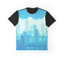 Blue Moon City Graphic T-Shirt