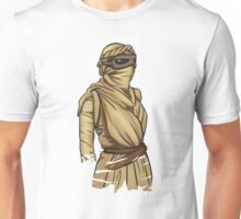 Rey: The Force Awakens Unisex T-Shirt