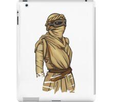 Rey: The Force Awakens iPad Case/Skin