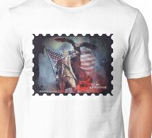President Donald Trump Leading the World out of Hell Unisex T-Shirt