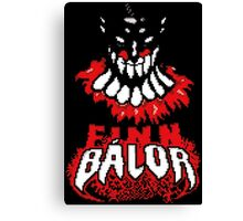 Pixel Balor Canvas Print