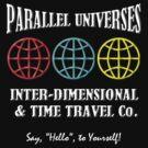 Parallel Universes Travel Co. by Samuel Sheats