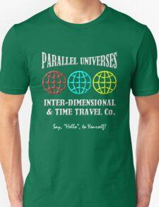 Parallel Universes Travel Co. T-Shirt