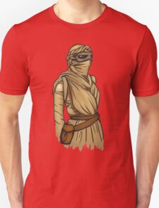 Rey: The Force Awakens II Unisex T-Shirt