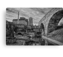 Minneapolis 30 Canvas Print
