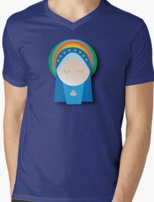 Hail mary Mens V-Neck T-Shirt