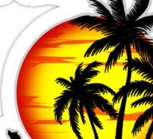 The Exotic Paradise, Bali Sticker