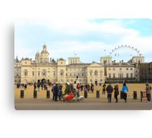 London Photography Canvas Print