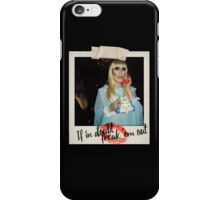 Sharon Needles - Freak 'Em Out! iPhone Case/Skin