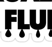 Sexuality is Fluid Sticker