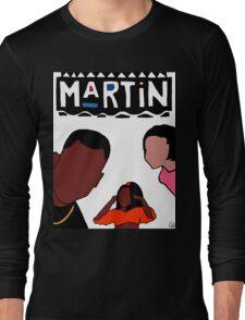 Martin (White) Long Sleeve T-Shirt