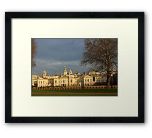 London Photography Framed Print