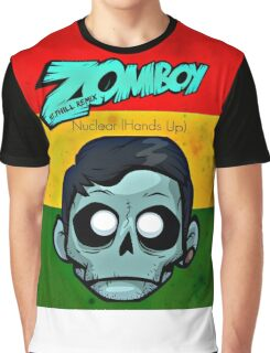 Zomboy - Nuclear (Mt.Phill remix) Graphic T-Shirt