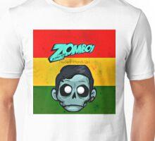 Zomboy - Nuclear (Mt.Phill remix) Unisex T-Shirt