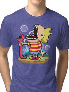 PK FREEEEZE! Tri-blend T-Shirt