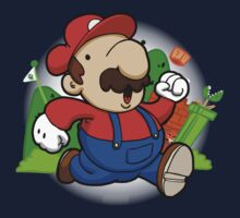 Classic Plumber! One Piece - Long Sleeve