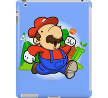 Classic Plumber! iPad Case/Skin