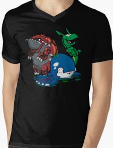 Number 382, 383 & 384! Mens V-Neck T-Shirt