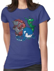 Number 382, 383 & 384! Womens Fitted T-Shirt