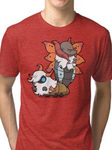 Number 636 & 637 Tri-blend T-Shirt