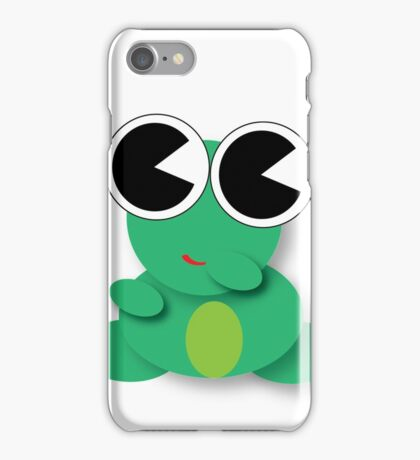 Frogger iPhone Case/Skin
