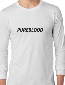PUREBLOOD Long Sleeve T-Shirt