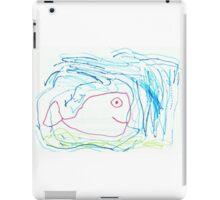 Don't kill the Whales iPad Case/Skin