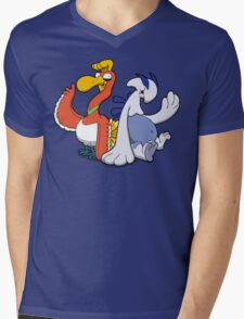 Number 249 & 250! Mens V-Neck T-Shirt