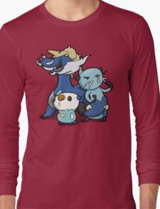Number 501, 502 & 503! Long Sleeve T-Shirt