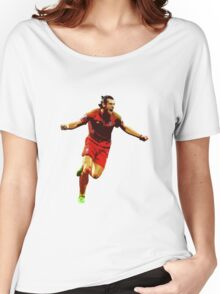Gareth Bale, Wales Women's Relaxed Fit T-Shirt