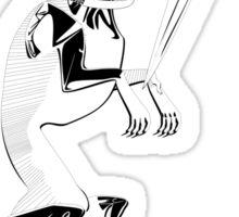 Momo as Inugami Sticker