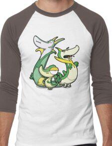 Number 495, 496 & 497! Men's Baseball ¾ T-Shirt