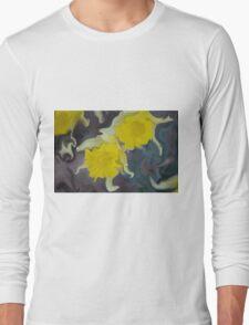 Daffodil Art Long Sleeve T-Shirt
