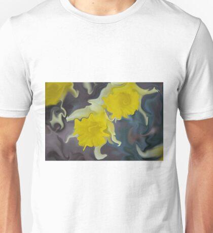 Daffodil Art Unisex T-Shirt