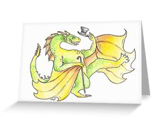 Dance of Dragons No 1 Greeting Card